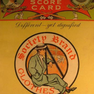 SWWMYOSBL Hall of Fame - Scorecard