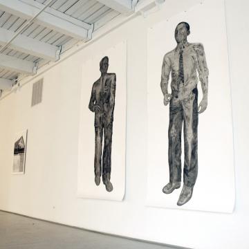 Anatomical Studies of George W. Bush and Barack Obama