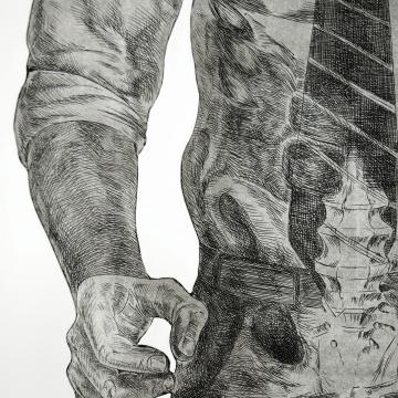 Anatomical Study of Barack Obama