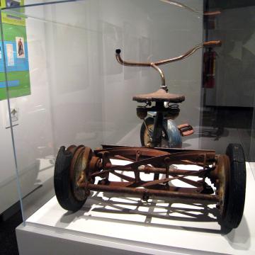 The Van Grasmaaier Tricycle